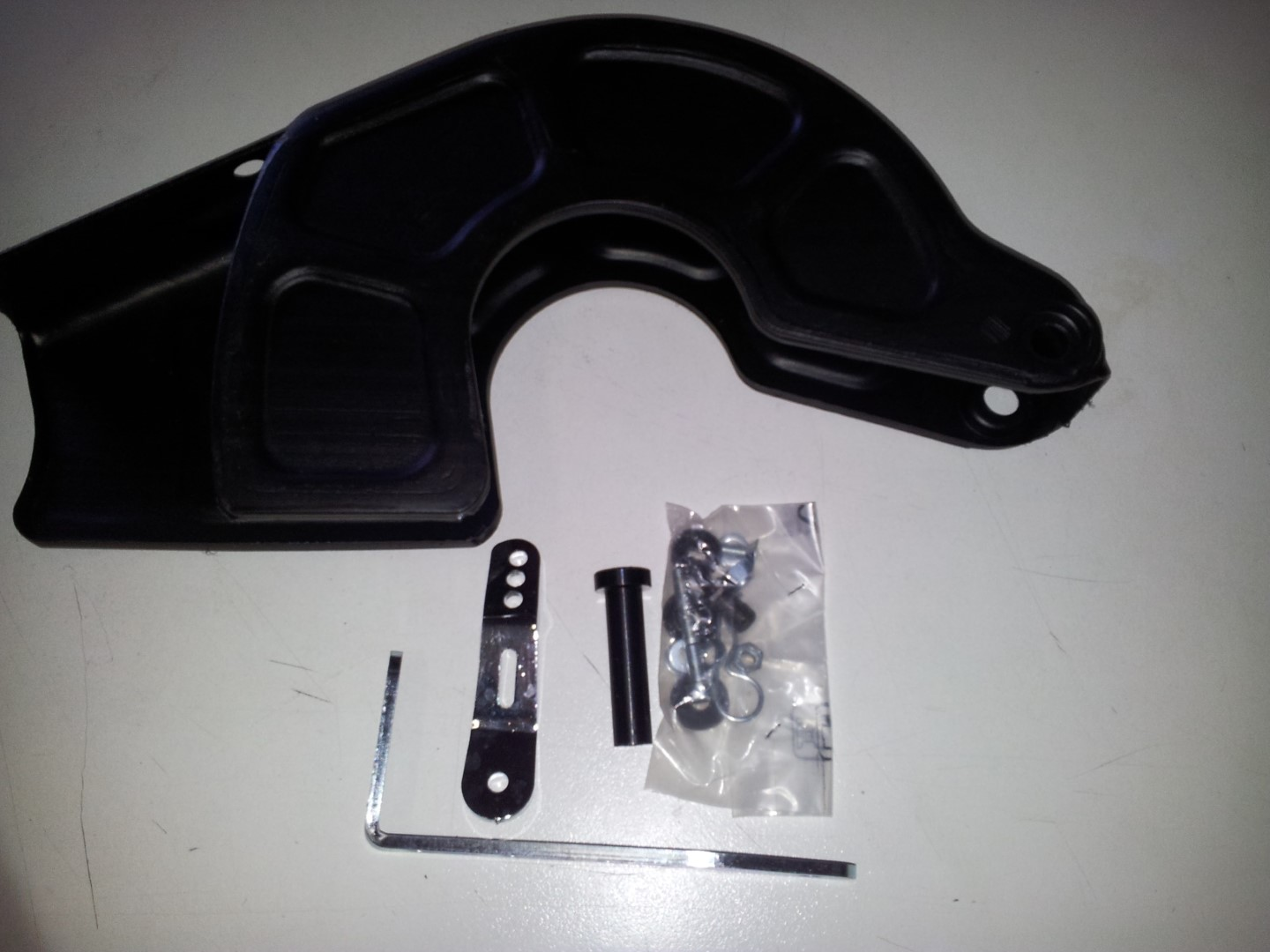CRG ENCLOSED CHAIN GUARD KIT