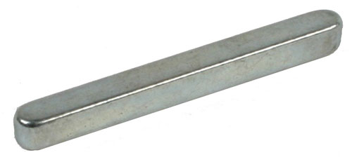 Axle Key 6mm X 6mm High, 59mm Long