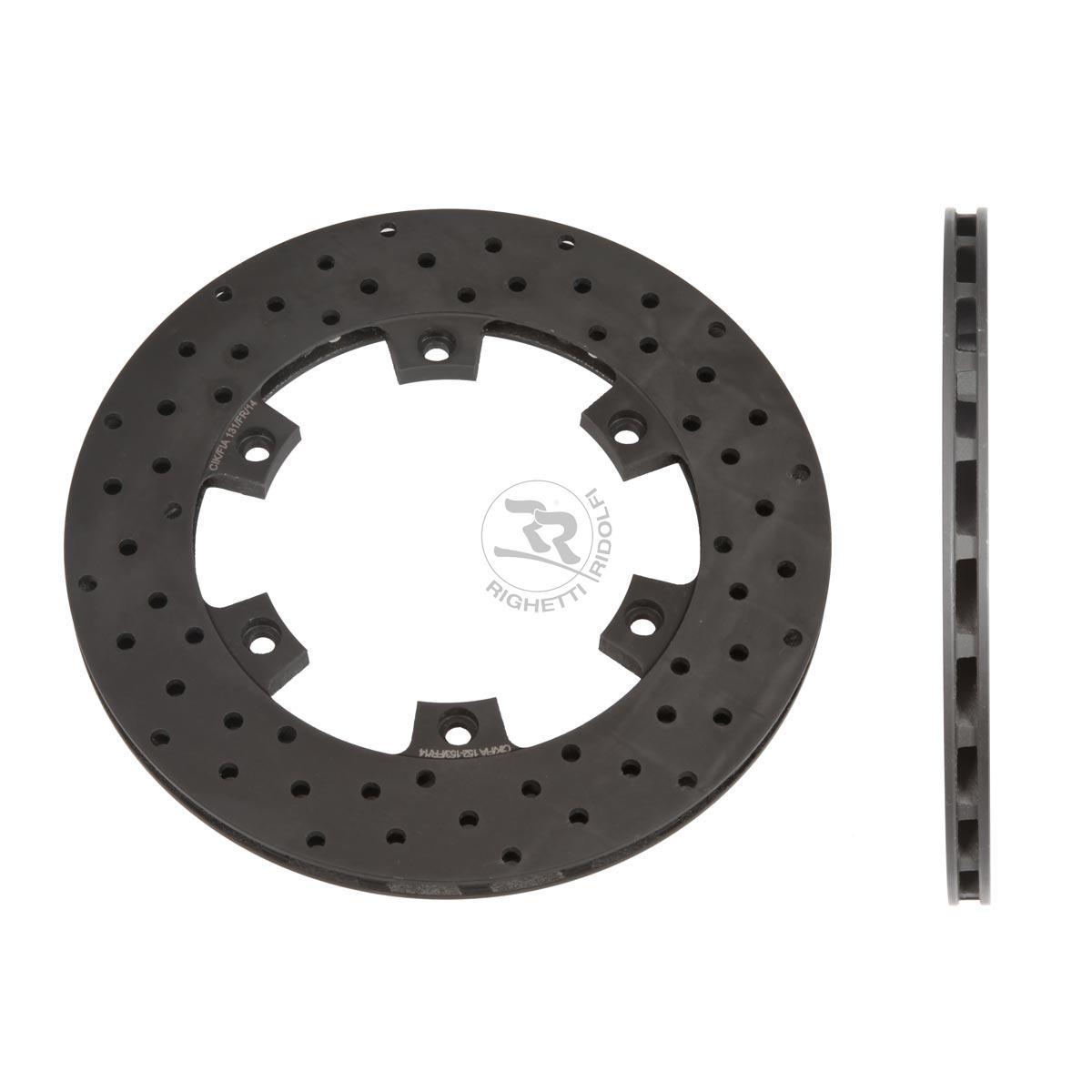 REAR SELF-VENTILATED BRAKE DISK 200mm,HOLE