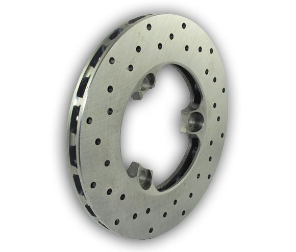 CRG Ventilated Front Disc / 125 / 2000up