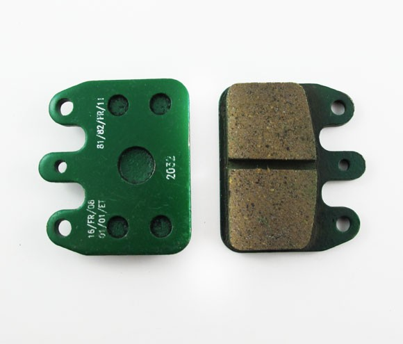 CRG / Ven05 / Green Alu 2pcs