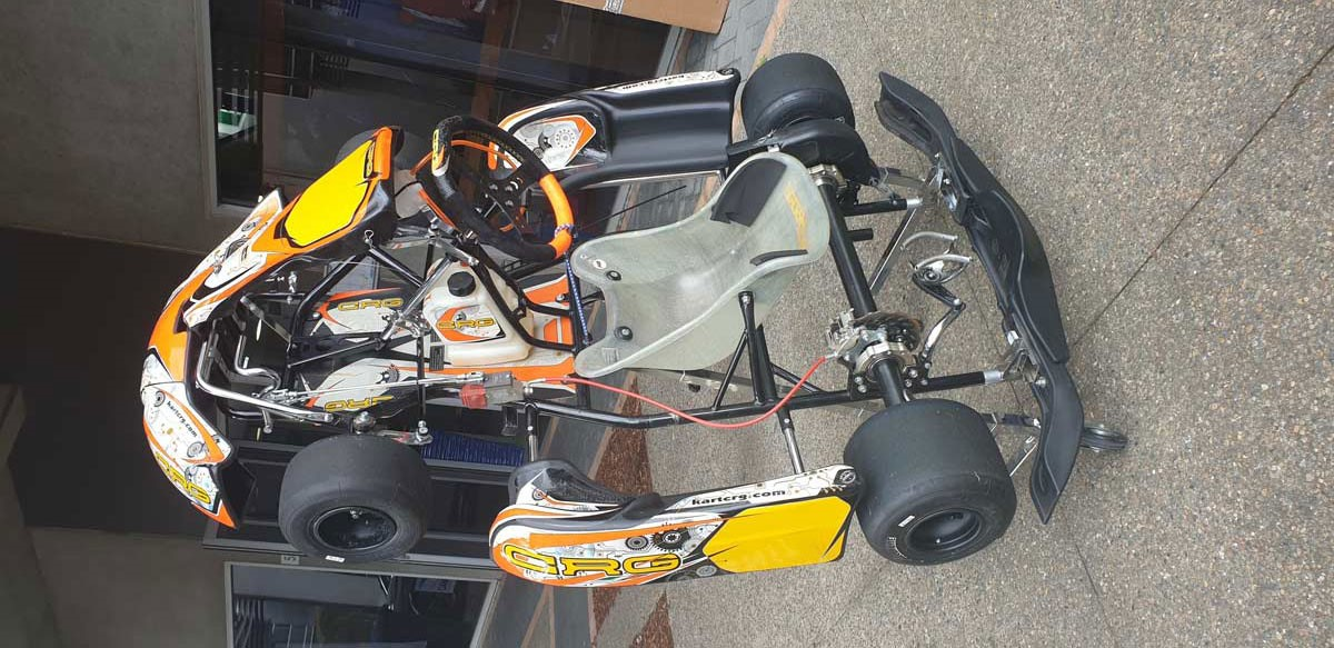 CRG HERO JUNIOR ROLLING CHASSIS