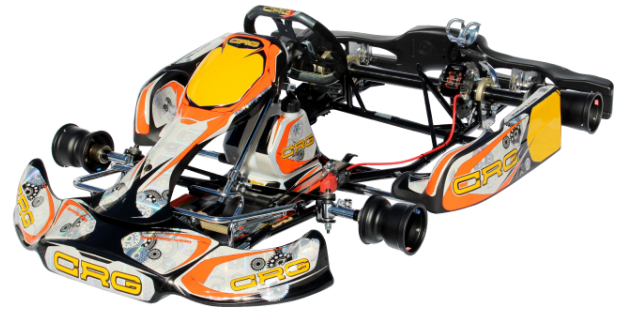 CRG KALIFORNIA WITH ROTAX EVO READY TO RACE