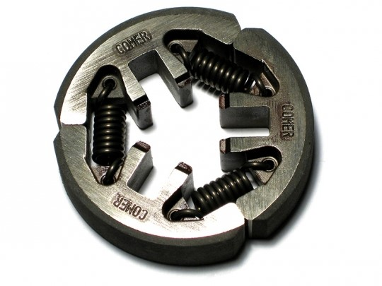 . Comer Clutch Shoe Assembly - 3 Shoes And Springs