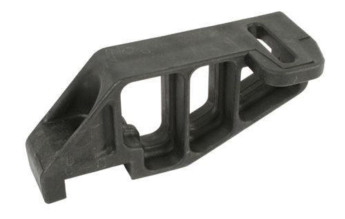 Exhaust Support Plastic L/H Brake Side Suit X3/AX9