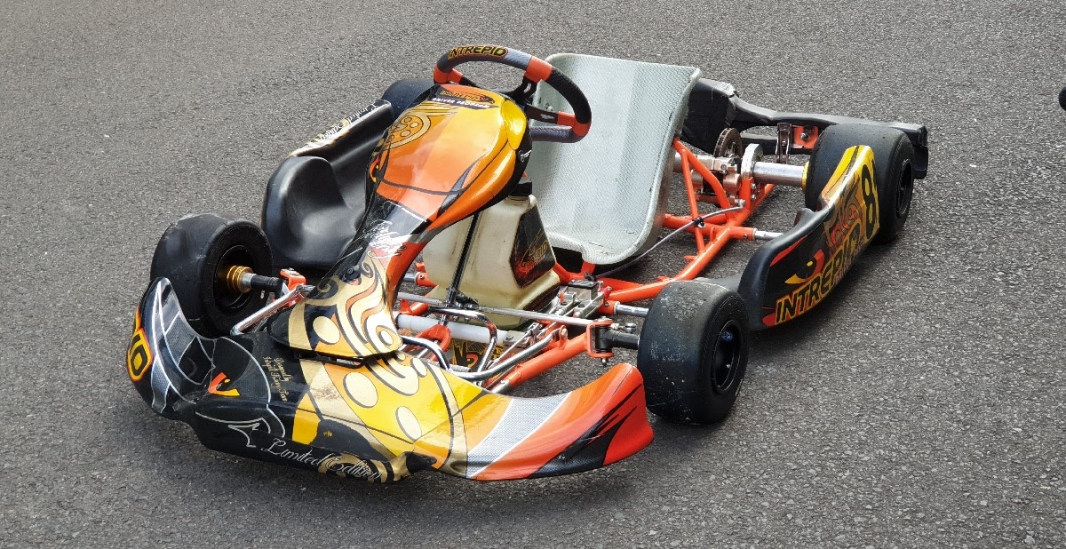 Intrepid rolling chassis