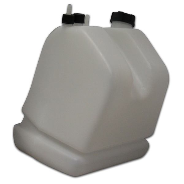 7 Ltr Fuel Tank - Black Cap