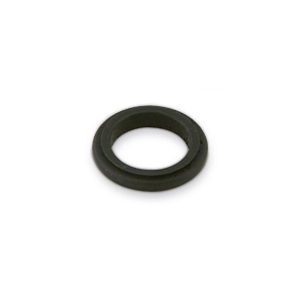 ALUMINIUM SPINDLE SPACER 17x5mm, BLACK ANODIZED