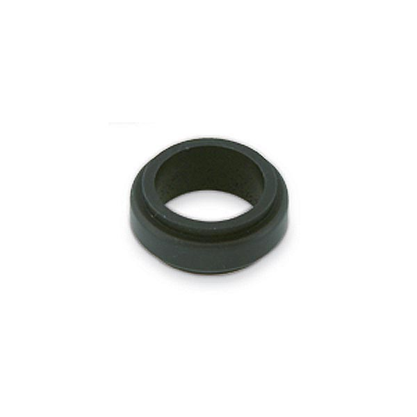 ALUMINIUM SPINDLE SPACER 17x10mm, BLACK ANODIZED