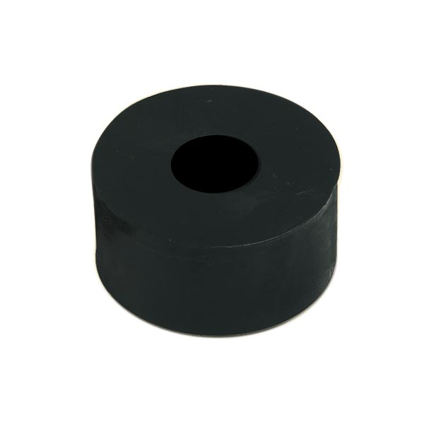 NYLON WASHER E.D. 27 I.D. 10 h. 14 BLACK COLOUR