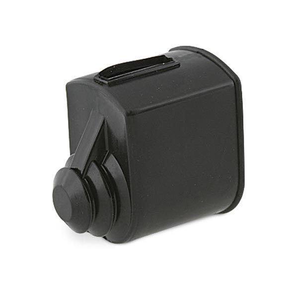 DUST-COVER FOR BRAKE PUMP, BLACK COLOUR