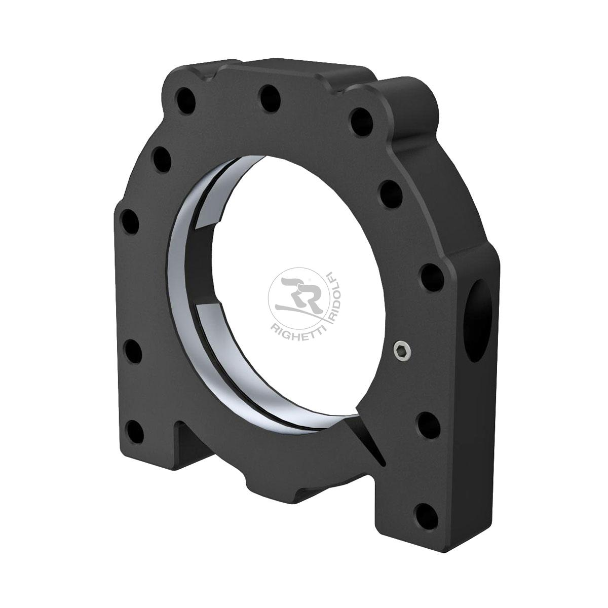 ADJUSTABLE ALU.HOUSING 80mm, BLACK (2013)