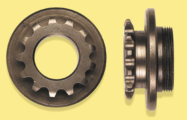 ENGINE SPROCKET ROTAX MAX 12T