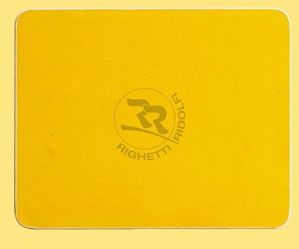 YELLOW STICKER FOR NUMBER PLATE SIDE PODS 160X 200