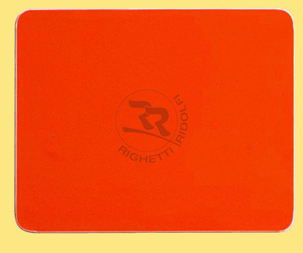 RED STICKER FOR NUMBER PLATE SIDE PODS 160 X 200