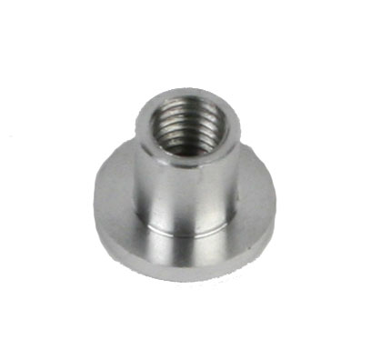 Crash Bar Alloy Insert 28mm. Tapered Thread
