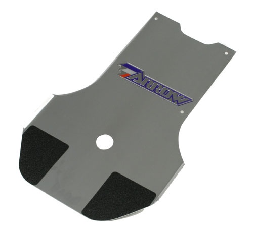 Floor Tray AX9 MRC Carbon Look