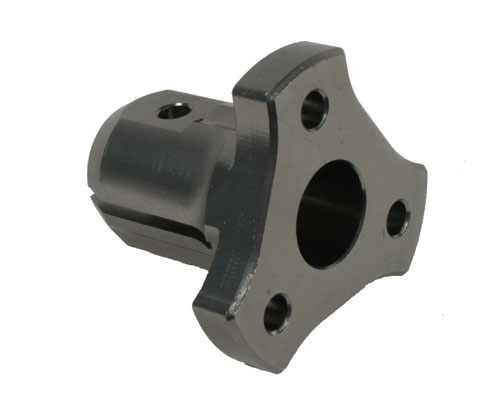 Steering Boss Gunmetal 19mm