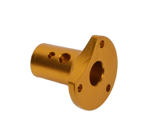 Alfano Steering Boss Gold 20mm