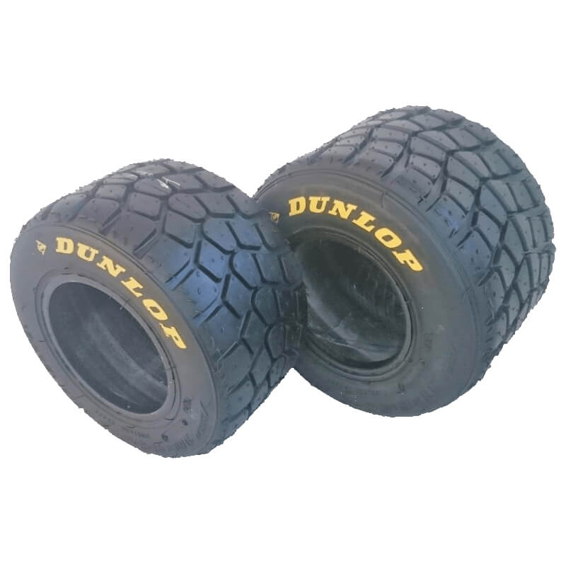 DUNLOP KT12 SLW2 WET - REAR
