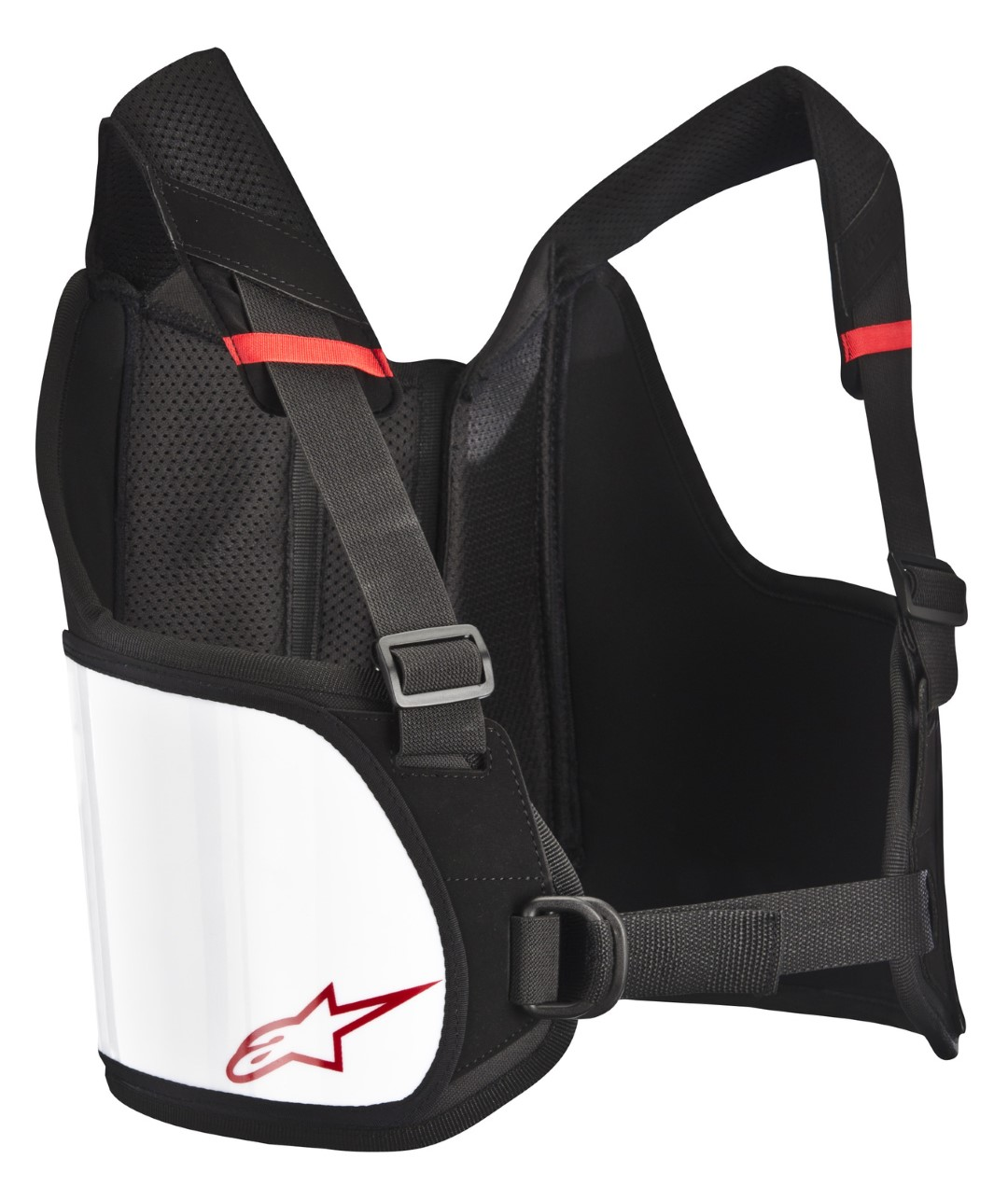 ALPINESTARS -BIONIC RIB SUPPORT-BLACK/WHITE-S/L