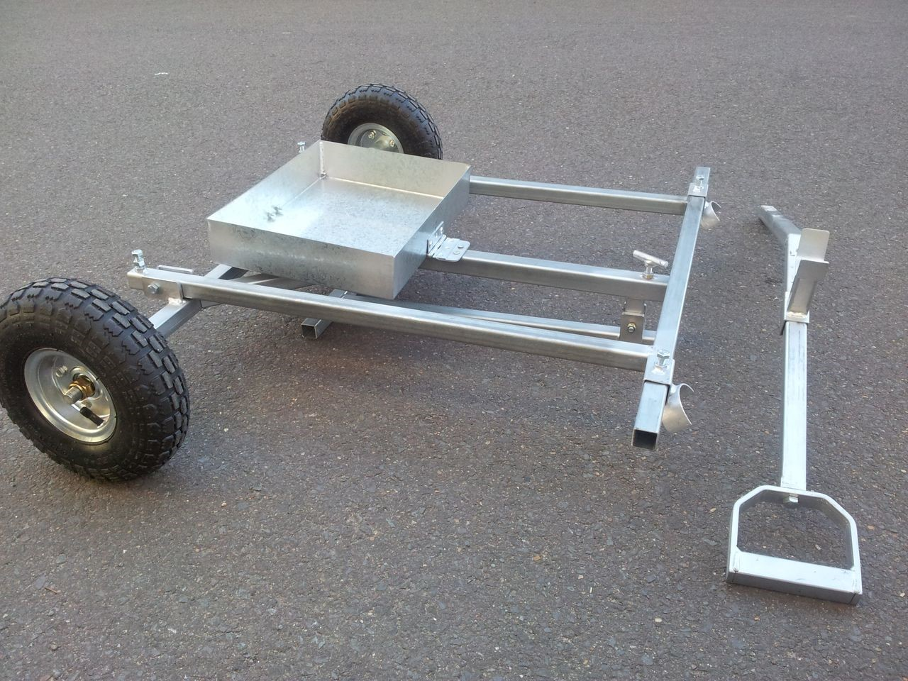 Trolley Deluxe - foldable
