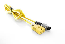 MyChron Yellow Temperature Extension cable
