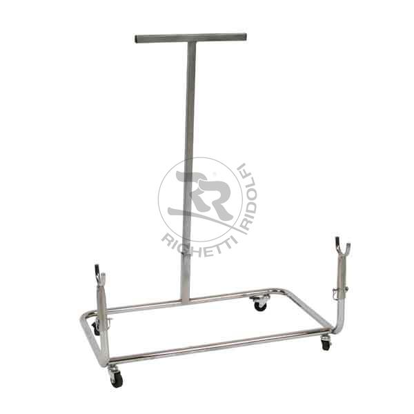 DISPLAY STAND KART CARRIER FOR KARTS WITH PLASTIC REAR BARS