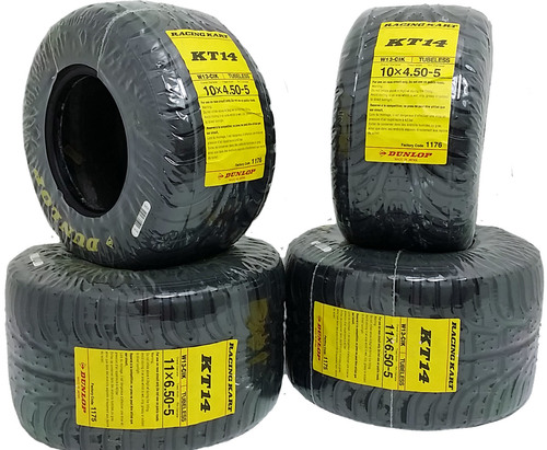 Dunlop KT14 Wet Rear Tyre