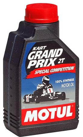 MOTUL KART GRAND PRIX 2T 100% SYNTHETIC OIL