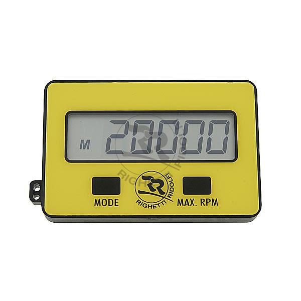 ELECTRONIC TACHOMETER R/R (RPM MAX MEMORY)
