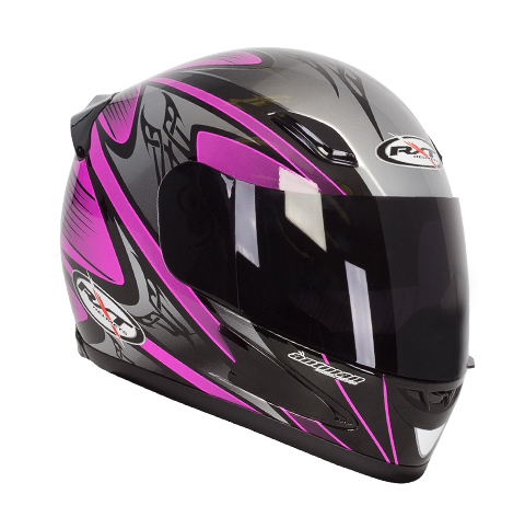 RXT Saber Pink Black,race approved - LARGE